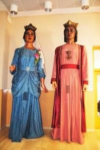 El Roc i la Bàrbara a la Casa de Cultura