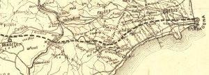 Línia de tren Val de Zafán – Alcañiz – Reus – Tarragona