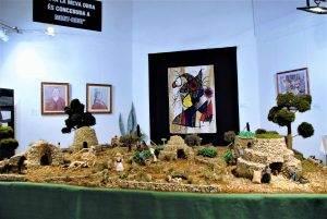 """Imatge del pessebre """"La pedra seca al Mont-roig del s. XIX"""""""