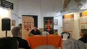 El conferenciant, Carles Maristany