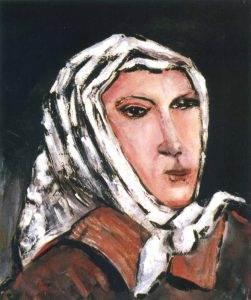 JS Dama del mocador 1924 p